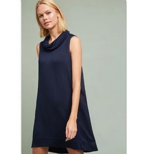 Anthropologie | Carly Cowl Neck Dress | Small S